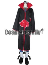 Games Deluxe NZ - Naruto Akatsuki Hidan Deluxe Cosplay Costume Set