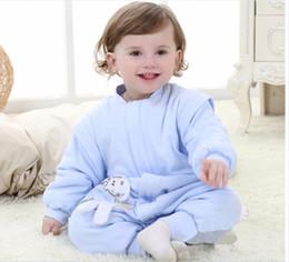 $enCountryForm.capitalKeyWord Canada - 2017 Fashion Infants Kids Cartoon Baby Sleeping Bag Newborn Cotton Winter and Autumn Baby Sleep Sack Warm Children Blanket