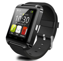 $enCountryForm.capitalKeyWord NZ - U8 Bluetooth Smart Watch Touch Screen Wristwatch for Android and iPhone 7 iOS with Retail Box