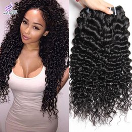 Wholesale Brazilian Virgin Hair Bundles Brazilian Kinky Curly Hair bundles Human Hair Weaves Natural Black Can be Dyed and Bleached