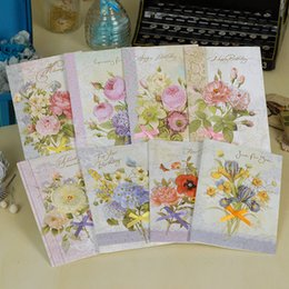 Type birthday cards nz buy new type birthday cards online from wholesale 8pcs lot european american style 3d applique silk ribbon birthday day thank you greeting cards folding type universal card wz bookmarktalkfo Choice Image