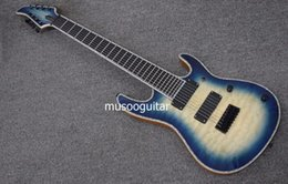 New Electric Guitar Brands Australia - New brand 8string electric guitar with 3pcs neck