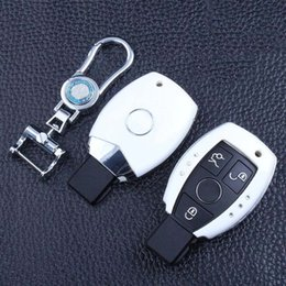 mercedes benz c Canada - ABS Paint Car Key Protection Cover for Mercedes-Benz C E S CLS CLK GLK GL Class