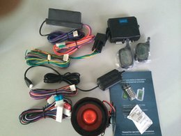 Car Security Alarm Systems Canada - CA-990 TWO-WAY LCD VEHICLE SECURITY AND ENGINE STARTER SYSTEM car alarm CARVOXX