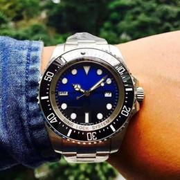 $enCountryForm.capitalKeyWord NZ - 2017 Luxury New Gent's GMT II 2 quartz Self Wind Watches Stainless Steel Dive White Black Silver Master 44mm Mens Watch