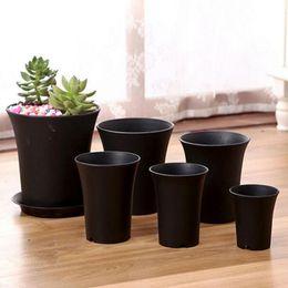 $enCountryForm.capitalKeyWord Canada - 7.7*9.5cm Dull Polish Plastic Pots for Plants Cuttings & Seedlings Durable Mini Flower Nursery Living Garden Planters ZA3522