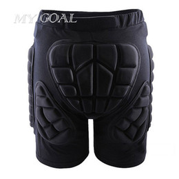 China Wholesale-Adult Men Women Protective Hip Butt Pad Pants for Skate Snowboard Size M L XL XXL XXXL activity Men Pants cheap snowboard pant women suppliers