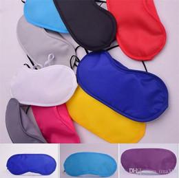 $enCountryForm.capitalKeyWord Canada - New Sleep Mask Eye Mask Shade Nap Cover Blindfold Sleeping Sleep Rest Travel Eye mask Fashion Free Shipping 1952-2