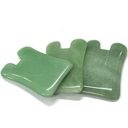 $enCountryForm.capitalKeyWord UK - Leosense Gua Sha Scraping Massage Tool,Super Smooth Heavy Jade Stone,Hand Made Great Guasha Tool(Rabbit, 1 piece)