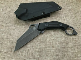 $enCountryForm.capitalKeyWord Canada - Strider Fight karambit G10 Handle Fixed Blade Knife 59HRC 7Cr17Mov Outdoor Camping Hiking Hunting Survival Pocket Military Gift Collection
