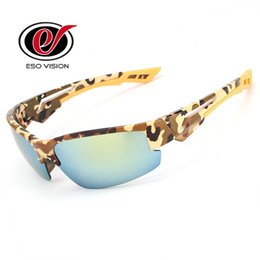 Cheap Framed Bikes Canada - New UV Protection Bike glasses Anti-fog Bicycle Sunglasses Cheap Casual Googles Outdoor Sports Sunglasses for man and woman China Wholesale