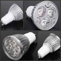 b22 downlight Australia - 2019 High power CREE Led Lamp Dimmable GU10 MR16 E27 E14 GU5.3 B22 Led Light Spotlight led bulb downlight lamps