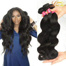Grace hair products online shopping - Grace Hair Products Peruvian Body Wave Virgin Human Hair Weave a Grade Peruvian Wet And Wavy Peruvian Hair Bundles Mix Length