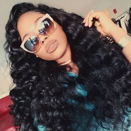 Full Hairline Lace Frontal Canada - Bleached Knots Full Lace Wig With Baby Hair Peruvian Lace Front Human Hair Wigs Curly Lace Frontal Wig With Natural Hairline