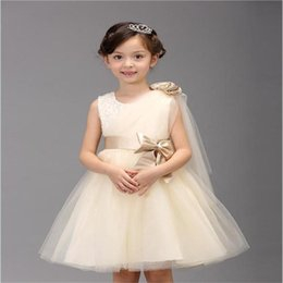 $enCountryForm.capitalKeyWord Canada - New Arrival Flower Girl Dresses for Wedding Princess Birthday Party Communion Pageant Dress Little Girl Kids Children Dress