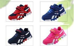 $enCountryForm.capitalKeyWord NZ - Us size: 11-3 Children's Shoes Spring Autumn Boys Sneakers Children Shoes Canvas Man-made Suede Kids Shoes Fashion Sport Footwear