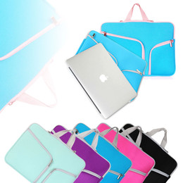 "Macbook Retina 13 Inches Australia - Laptop Sleeve Case Carry Bag Pouch for Macbook Mac Air Pro Retina 11""13"" 15""Inch"