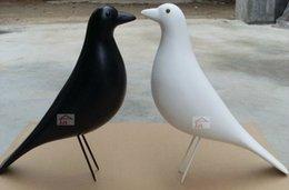 Venta al por mayor de Casa del diseñador de arte Vitra Eames, pájaro mustang pájaro paloma proceso de decoración decoración podadora colgar especial