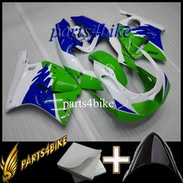 Chinese  ABS Fairing for Kawasaki ZXR250 93 97 ZX R250 1993-1997 93 94 95 96 97 green blue white Aftermarket Plastic Motorcycle Body Kit manufacturers