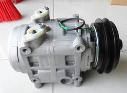 compressor for Nissan civilian bus 1PK 24V DKS32 TM31