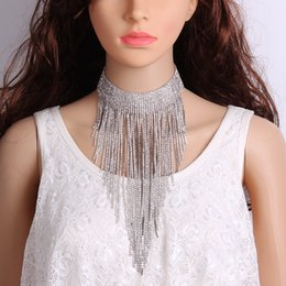 Necklace for deep v neckline dress