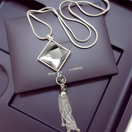 $enCountryForm.capitalKeyWord Canada - Cube Necklace and Mirror Pendant Necklaces with Silver Gold Chain Special Gift Popular