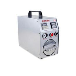Autoclave Lcd UK - TBK-405 Portable mini AutoClave OCA air Remove bubbles machine Built-in air compressor for repair refurbish mobile LCD