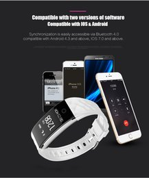 Smart Watches Sale Rate NZ - Hot Sale S2 Smart Wristband Watch Bluetooth Dynamic Heart Rate Monitor IP67 Waterproof Bracelet Fitness Step Counter For Android IOS Phone