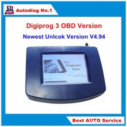 Honda Odometer Canada - STOCK Digiprog 3 OBD Version Odometer Correction Tool Digiprog III Main Unit ONLY Digiprog3 Odometer Programmer OBD2 ST01 ST04 Cable