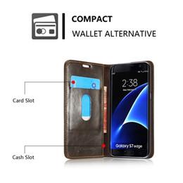 $enCountryForm.capitalKeyWord Australia - Luxury Original CaseMe Leather Magnet Flip Case For Samsung S5 S5 mini Unique Magnet Design PU case for Samsung.