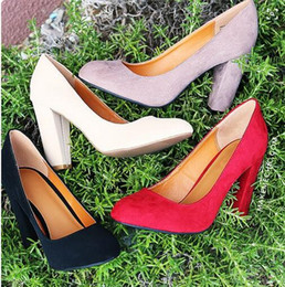 Gold dress shoes straps online shopping - 2016 Designer Top Fashion Leather Buckle Strap Sandal Black Red Blue Gold Block Red Snake High Heel Sandals Boots Womens Stage Dress Shoes