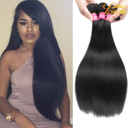 Wholesale Best Braazilian Virgin Straight Hair Unprocessed Rosa Hair Products Brazilian Virgin Big Deals Straight Human Hair Natural Color B