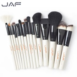 $enCountryForm.capitalKeyWord Australia - Jaf Brand 15pcs Set lot High Quality Professional Makeup Brushes Set Facial Make Up Blush Powder Foundation Cosmetic Brush Tool