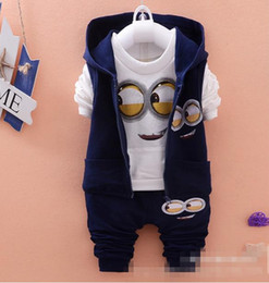 $enCountryForm.capitalKeyWord NZ - 2017 cartoon 1 - 4 years old kids clothing sets baby boys and girls casual clothes children's clothes suit jacket + Coat + pants
