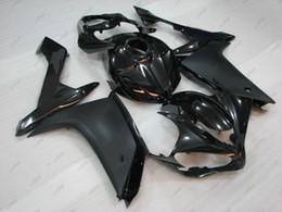 $enCountryForm.capitalKeyWord Australia - Plastic Fairings for YAMAHA YZFR1 2008 Full Body Kits YZFR1 08 Black Fairing Kits YZF R1 07 2007 - 2008