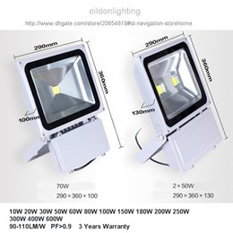China Blue Color NZ - Outdoor LED Flood Light 100W 85-265V 0.9PF COB Lamp Red Green Blue RGB Color Waterproof IP65 Lighting Floodlight Direct from Shenzhen China