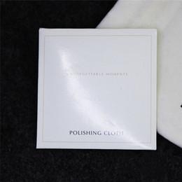 925 Sterling Silber Poliertuch europäischen Stil für Pandora Charm Bead baumeln Anhänger Schmuck Reiniger Polnisch im Angebot