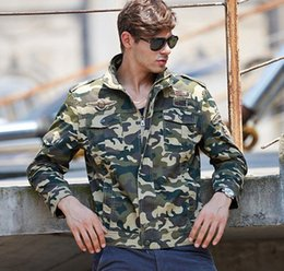 Military style jacket Baratos-Nuevo MA1 kanyes west gosh sólo American Military Blinds Chaquetas Chaquetas Hombres Hombres Primavera Hombres Chaquetas