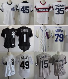 throwback chicago white sox baseball jersey 79 jose abreu 56 mark buehrle 72 carlton fisk 21