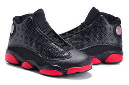 basketball shoes for cheap Canada - Online Sale 2018 Cheap New 13 Kids basketball shoes for Boys Girls sneakers Children Babys 13s running shoe Size 11C-3Y