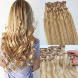 Ash blonde human hair extensions nz buy new ash blonde human human hair extensions ombre color two tone 18 ash blonde piano 613 light blonde clip in human hair extensions highlights pmusecretfo Images