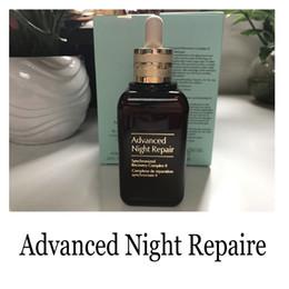 Famosa Marca hidratante rosto cuidados com a pele creme Advanced Night Repaire Syncronized Recuperação Reparação 50 ml 100 ml 660108 venda por atacado