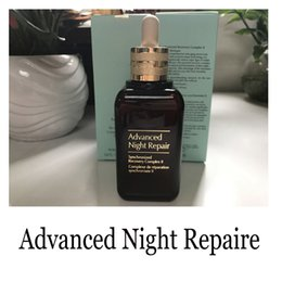 Vente en gros Famous Brand Crème hydratante pour le visage pour la peau Advanced Night Repaire Syncronized Recovery Réparation 50ml 100ml 660108