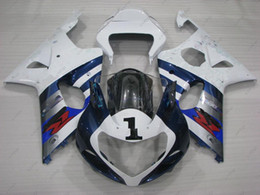 $enCountryForm.capitalKeyWord Australia - Fairing Kits GSX-R1000 2001 Plastic Fairings GSXR 600 750 1000 2003 Body Kits for Suzuki GSXR750 2002 2000 - 2003 K1 K2