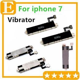 Discount phone vibrator motor - OEM For iPhone 7 7G Vibrator Vibrador Motor Module 4.7 Inch Vibrations Vibration Vibra Alarm Mobile Phone Flex Cable Rep