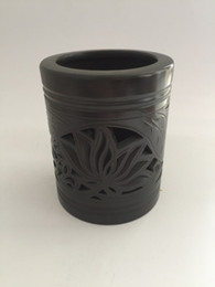 Ceramics Arts Canada - Pure handmade ceramic clay pottery crafts national traditional culture hollow black pottery characteristics teacher gifts for collection