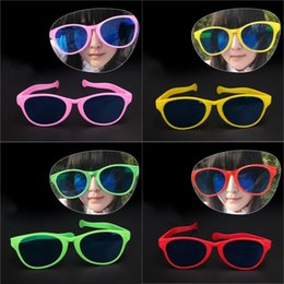 $enCountryForm.capitalKeyWord Canada - Unisex 27*9cm Adult Children Party Oval Glasses Football Soccer Fans Funny Big Glasses April Fools' Day Birthday Decoration PVC Glasses