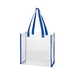 Discount Plastic Clear Bags Handle | 2017 Plastic Clear Bags ...