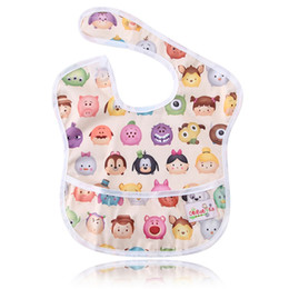 6ed0c63f4 Compre Ohbabyka Bebé Reutilizable Bebé Alimentación Superbib ...