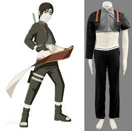 NARUTO Sai cosplay halloween costumes  sc 1 st  DHgate.com & Shop Kids Naruto Halloween Costumes UK | Kids Naruto Halloween ...